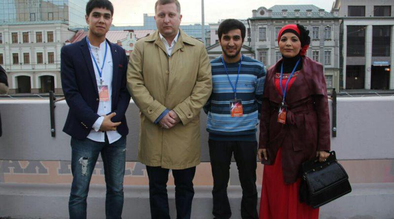 Работа на фестивале мусульманского кино – это хорошая языковая практика для студентов РИИ