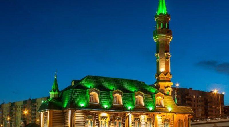 «Казан Нуры» – мечеть в татарских традициях