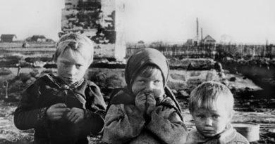 Есть ли детство во время войны…