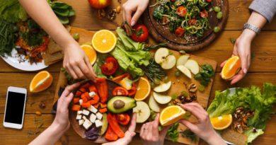 Революция рациона или семь дней вегетарианства