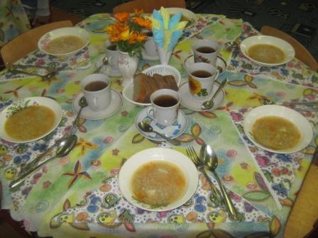 Халяльное питание в детских садах города Казани