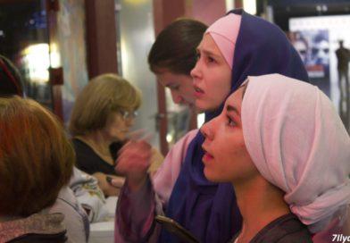 """Студенты 1 курса направления """"Журналистика"""" РИИ посетили фестиваль мусульманского кино"""