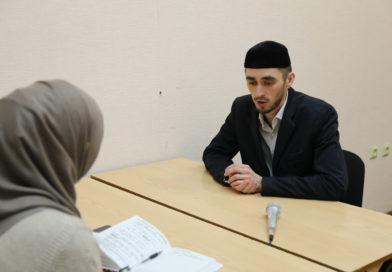 Ислам институтын тәмамлаган хәзрәт проектлары белән шаккатыра