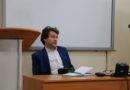 Студенты РИИ побывали на встрече с Радиком Амировым