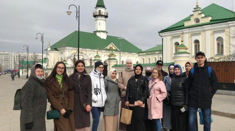Экскурс в историю Старо-татарской слободы